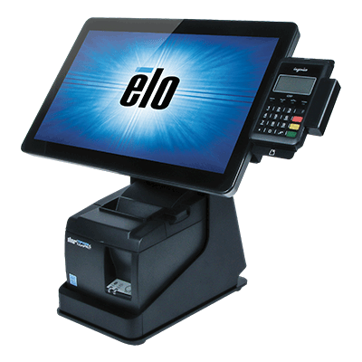 From POS to customer terminal in an instant with Elo's new mPOS stand