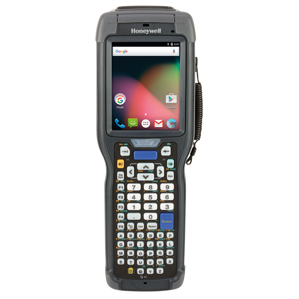 Honeywell's mobile computer CK75: smaller, lighter, faster
