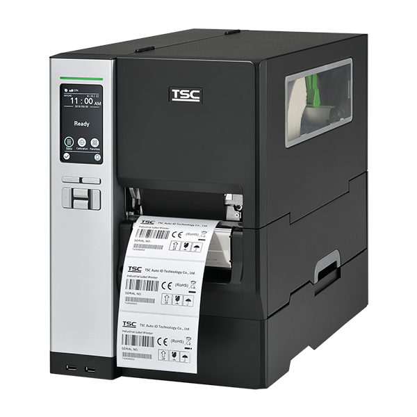 TSC MH240 Series: mid-range label printing at up to 600 dpi