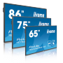 New touchmonitor trio from iiyama for demanding environments