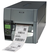 Citizen CL-S700R, 8 Punkte/mm (203dpi), Cutter, Rewinder, VS, ZPLII, Datamax, Multi-IF (Ethernet)