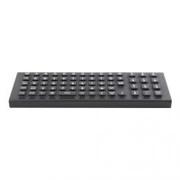 PrehKeyTec SIK 65, QWERTY, USB, schwarz