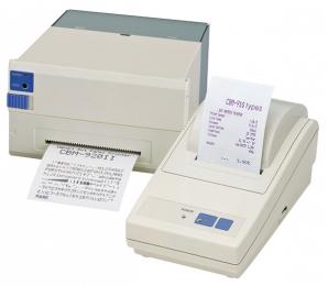 Citizen CBM-910II, LPT