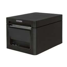 Citizen CT-E651, 8 Punkte/mm (203dpi), Cutter, USB, BT, schwarz