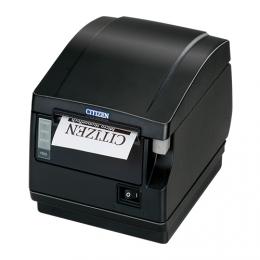 Citizen CT-S651II, BT, 8 Punkte/mm (203dpi), Cutter, schwarz