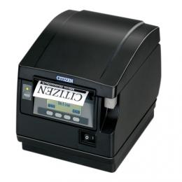 Citizen CT-S851II, BT, 8 Punkte/mm (203dpi), Cutter, Display, weiß