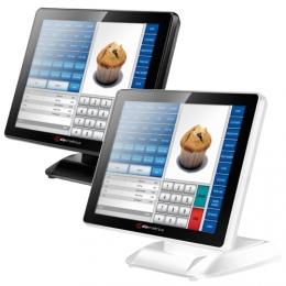 Colormetrics P2300, 38,1cm (15''), SSD, VFD, schwarz