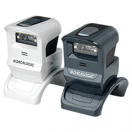 Datalogic Gryphon GPS4421, 2D, USB, Kit (USB), weiß
