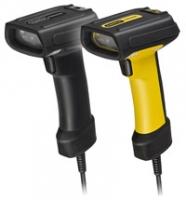 Datalogic PowerScan PD7130, 1D, GreenSpot, gelb/schwarz
