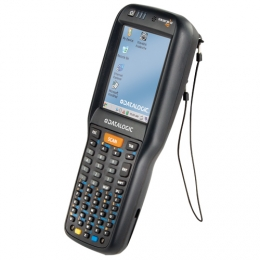 Datalogic Skorpio X3, 2D, MP, USB, RS232, BT, WLAN, Alpha, Gun, erw. Akku