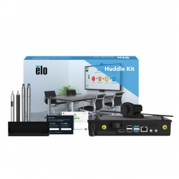 Elo Huddle Kit: For interactive video conferences