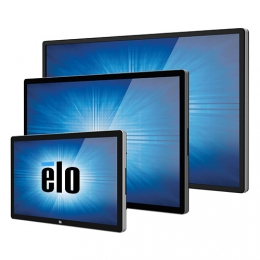 Elo 6553L, 164cm (64,6''), Projected Capacitive, 4K, schwarz