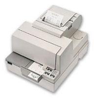 Epson TM-H 5000 II, Ethernet, Cutter, weiß