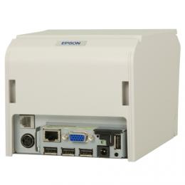 Epson TM-T70-i, Ethernet, ePOS, weiß