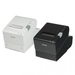 Epson TM-T88V-DT, USB, RS232, Ethernet, PosReady 7, schwarz
