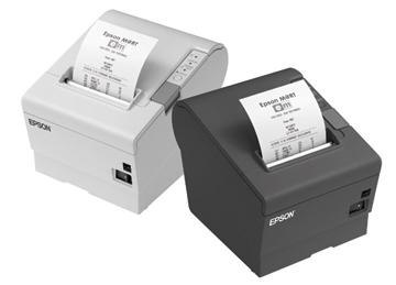 Epson TM-T88V: Leistungsstarker und sparsamer Thermodrucker in Top-Austattung