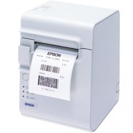 Epson TM-L90-i, 8 Punkte/mm (203dpi), ePOS, USB, Ethernet, schwarz