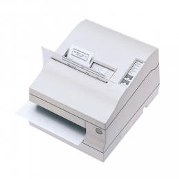Epson TM-U950II: 3 Stationen Bondrucker f�r Bon, Journal- und Quittungsdruck