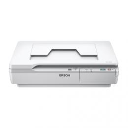 Epson WorkForce DS-5500N, DIN A4, 1200 x 1200 dpi, 8 Sek./Seite, Ethernet