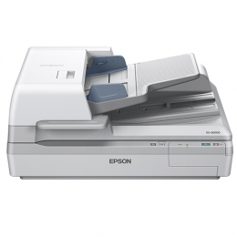 Epson WorkForce DS-60000N, DIN A3, 600 x 600 dpi, 40 Seiten/Min, Ethernet