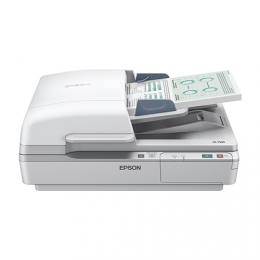 Epson WorkForce DS-6500N, DIN A4, 1200 x 1200 dpi, 25 Seiten/Min, Ethernet