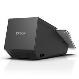 Epson TM-m30II-SL, USB, USB-Host, Lightning, Ethernet, 8 Punkte/mm (203dpi), Cutter, weiß