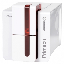 Evolis Primacy Price Tag Solution, beidseitig, 12 Punkte/mm (300dpi), USB, Ethernet, rot