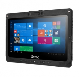 Getac K120: Fully rugged tablet with a 12.5