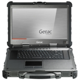 Getac X500 G2 Basic, 39,6cm (15,6''), Win.7, IT-Layout, SSD, Full HD