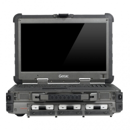Getac X500 Server: Briefcase-sized mobile operations center