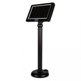 Glancetron 70-ST: Compact 7'' pole display for flexible usage