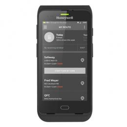Honeywell CT40XP, 2D, USB-C, BT, WLAN, warm-swap, PTT, GMS, Android