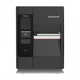 Honeywell PX940: Industrial label printer with integrated label verification