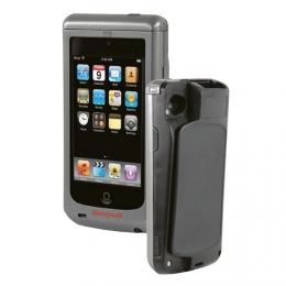 Honeywell Captuvo SL22 for Apple iPod touch 5, 2D, SR, Kit (USB), schwarz