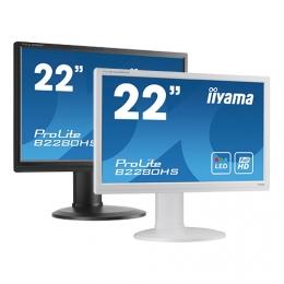 iiyama ProLite B2083HSD-B1, 49,5cm (19,5''), schwarz