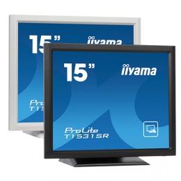iiyama ProLite T1532MSC, 38,1cm (15''), Projected Capacitive, schwarz
