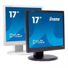 iiyama ProLite B1706S, 43,2cm (17''), schwarz
