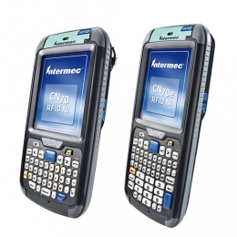Honeywell CN70, 2D, EA30, USB, BT, WLAN, 3G (UMTS), QWERTY (EN)