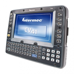 Intermec CV41A, USB, RS232, BT, WLAN, QWERTY, Disp.