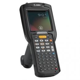 Zebra MC3200 Standard, 1D, BT, WLAN, Num., Gun, Disp., WEC 7