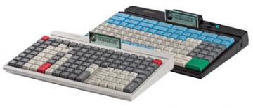 PrehKeyTec MCI 128, Alpha, Chip, USB, schwarz