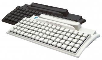 PrehKeyTec MC80, Num., PS/2, weiß