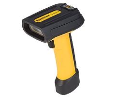 Datalogic PowerScan 7000, 2D, SR, RS232, schwarz, gelb