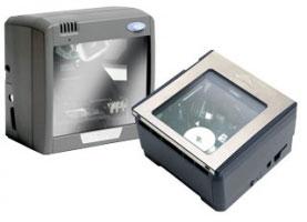 Datalogic Magellan 2300, 1D, Multi-IF, horizontal, anthrazit