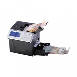 ratiotec rapidcount Compact: Space-saving banknote counter for small shops