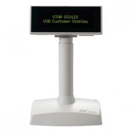 Star SCD122, dunkelgrau, USB