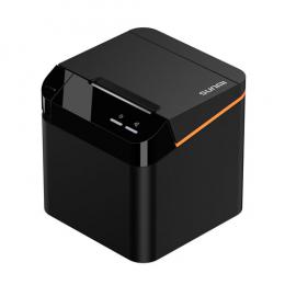 Sunmi Cloud Printer, USB-C, BT, Ethernet, WLAN, 4G, Cutter, schwarz