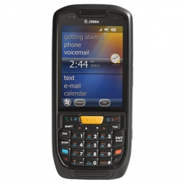 Zebra MC45, 1D, USB, BT, WLAN, 3G (HSDPA), Num., GPS (FR)