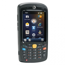 Zebra MC55A0, 2D, HD, DPM, USB, BT, WLAN, Num.