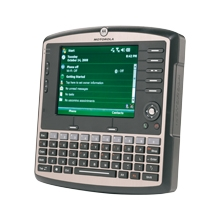Motorola VC6096, USB, BT, Ethernet, WLAN, QWERTY, GPS